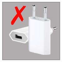 5W USB NETZTEIL FÜR Iphone, ipod, ipad mini.