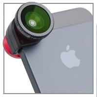 Bessere Fotos durch Objektive für iPhone® von OLLOCLIP®