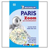 Der BESTE Stadtplan von Paris ist der von Michelin®. Die k