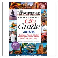 DER FEINSCHMECKER CITY GUIDE