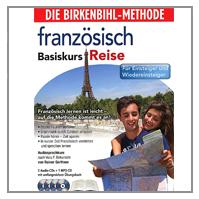 FRANZÖSICH FÜR DIE REISE BIRKENBIHL SCHNELLKURS CD und MP3 - EMPFEHLENSWERT!