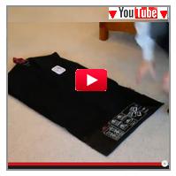 VIDEO - DER PATENTIERTE KLEIDERSACK GARMENT BAG VON LAT65 SUIT PACKING SYSTEM TASCHE FÜR KNITTERFREIE SAKKOS, JACKETS, ANZÜGE