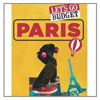 LETS GO BUDGET PARIS GUIDE REISEFÜHRER