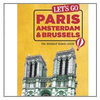 LET'S GO PARIS! BACKPACKER-GUIDE
