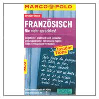 MARCO POLO Sprachführer Französisch: Nie mehr sprachlos!MARCO POLO Sprachführer Französisch: Nie mehr sprachlos!