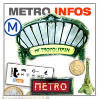 Die METRO In PARIS