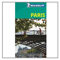 GRÜNER MICHELIN FÜHRER PARIS