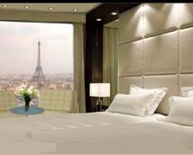 Liste billiger und preisg nstiger hotels u hostels in for Liste des hotels paris