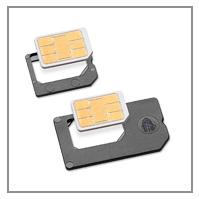 Adapter SIM-Karte Micro SIM / Nano Sim
