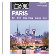 TIME OUT PARIS GUIDE REISEFÜHRER